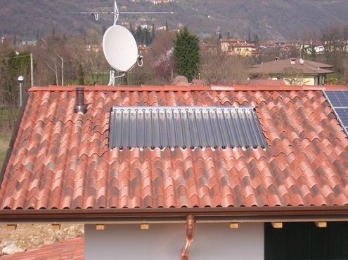 Termoidraulica filippini gavardo bs solare termico for Tipi di riscaldamento